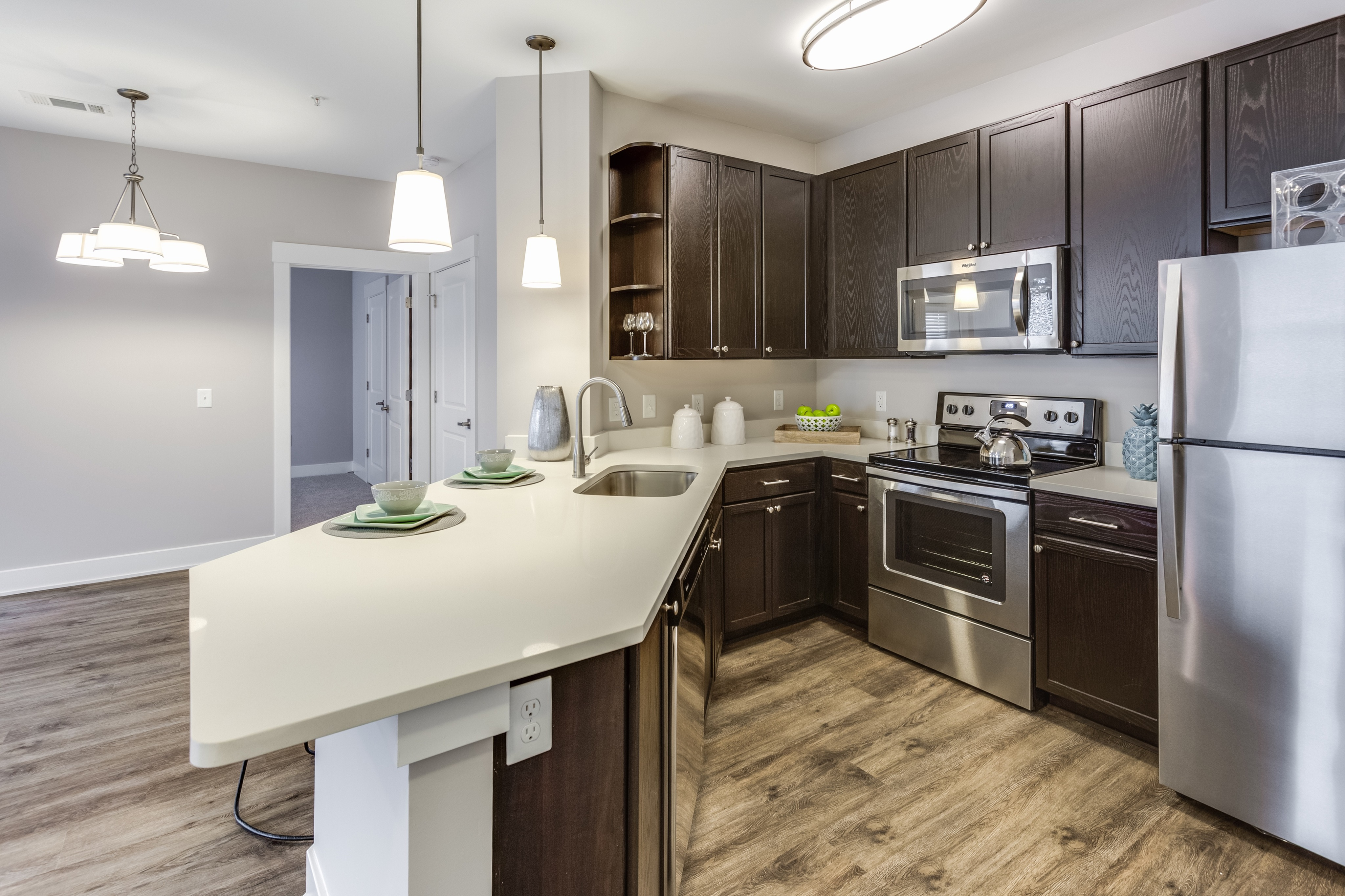Image of Upgraded Appliance Package* for Cottonwood Reserve