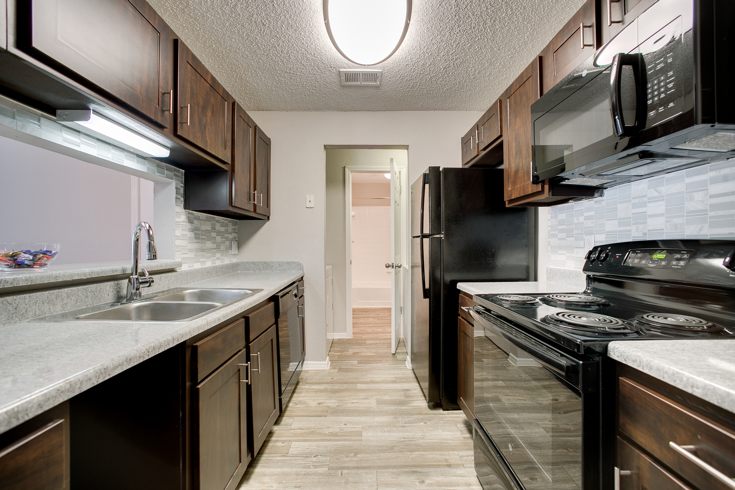 Image of Contemporary Cabinetry* for The Arbors of Las Colinas