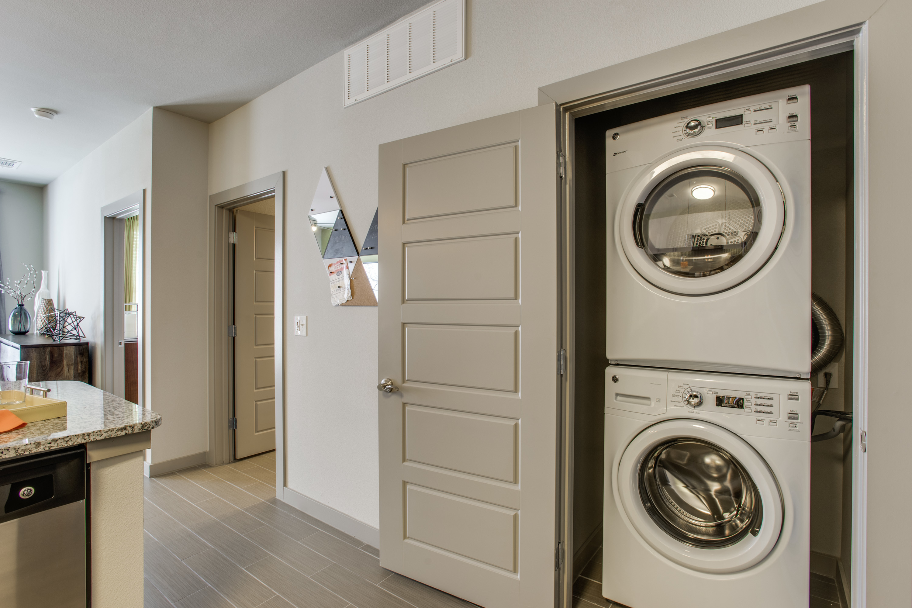 Image of Washer/Dryer Included for Routh Street Flats