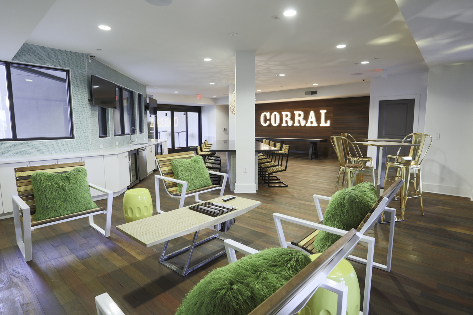 Image of Corral Lounge Pool House for The Stetson
