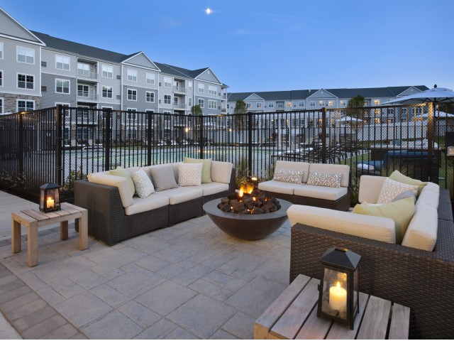 Image of Outdoor Grills and Fire Pit for Parc Westborough