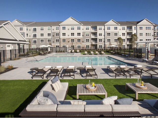 Image of Salt Water Swimming Pool for Parc Westborough