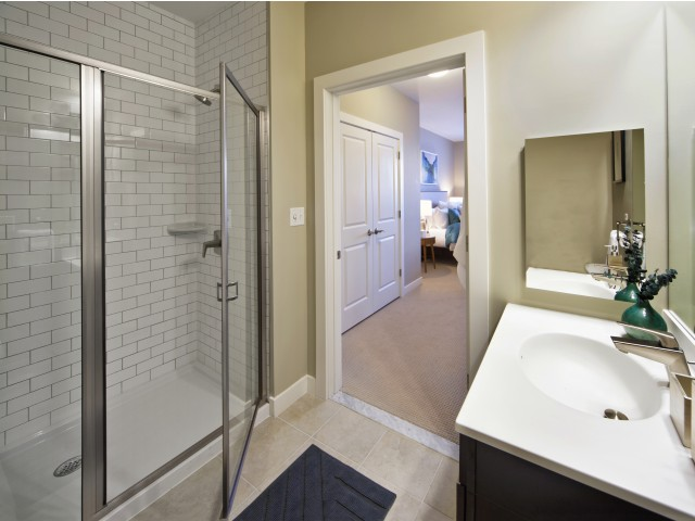 Image of Walk-In Showers* for Parc Westborough