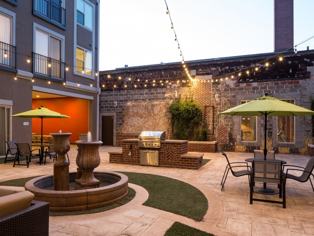 Apartments For Rent in Nashville, Tennessee | The Melrose