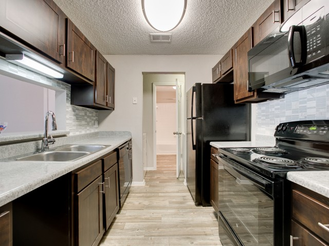 Image of Stainless Steel or Black Appliances* for The Arbors of Las Colinas