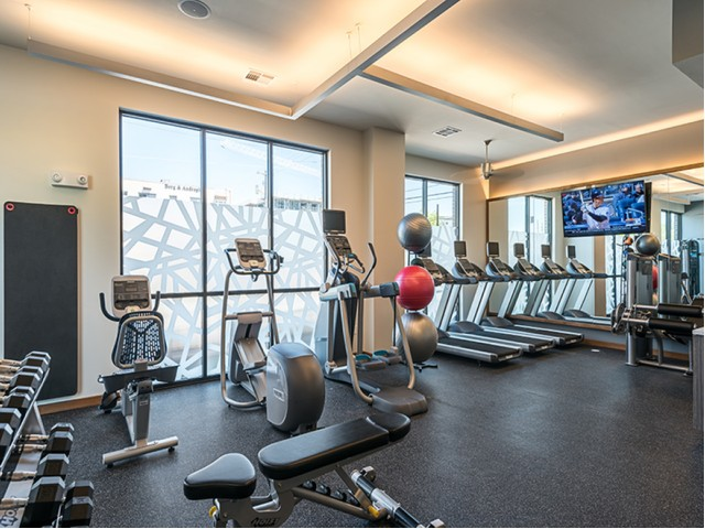 Image of 24-Hour Fitness Center for 3800 Main