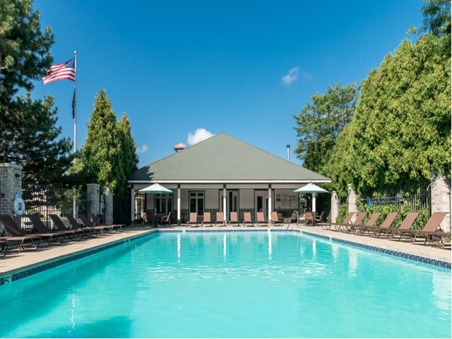 Image of Pool and Sundeck for Clearview