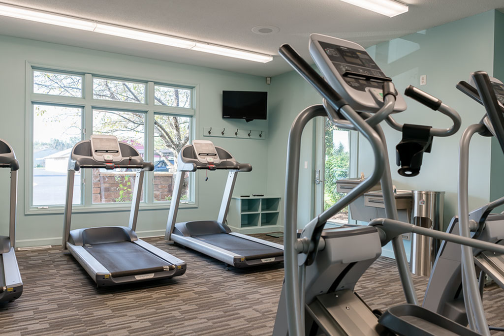 Image of 24-Hour Fitness Club with Cardio and Weight Equipment for Clearview