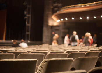 Catch a hit Broadway show, ballet, or one of many concerts at this stunning venue. Previous home to hits such as Phantom of the Opera and Wicked you're sure to enjoy a night at the theater! at Barbara B. Mann Performing Arts Hall