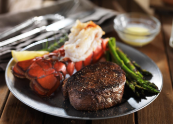 Known as the oldest steakhouse in the State of Florida, Okeechobee Steakhouse was established in 1947 and is still family-owned and operated today. Featuring individually cut, hand-trimmed steaks that are prepared in-house daily you can top off your perfect steak dinner with a freshly baked homemade dessert! at Okeechobee Steak House