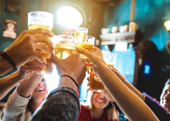 Drinking, grubbing, and games all in one! Whether you're enjoying a cold one with friends during a game of darts or sitting down for a delicious meal, the atmosphere is always lively at Limey's Pub. at Limeys Pub
