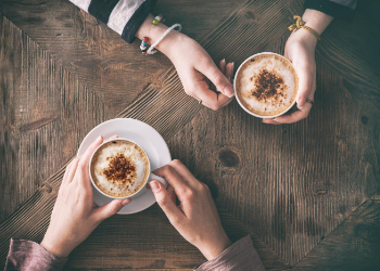 Just minutes away from our community, Perks Coffeehouse will be your go to! Locals rave about the delicious coffee and cozy atmosphere. Start your day out right with your favorite coffee and a grilled chicken panini! at Perks Coffeehouse