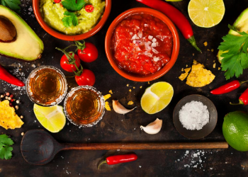 With over 250 tequila options and authentic Mexican dishes like verde enchiladas and adobo braised short rib, Temazcal is the ideal restaurant for your south-of-the-border favorites. Bottoms up! at Temazcal Tequila Cantina