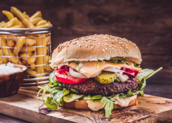 Known best for their impressive selection of quality burgers and beer this casual eatery will hit the spot every time. Locals frequent for favorites such as the Admiral Imperial Burger accompanied by traditional steak fries. at Burgers & Beer