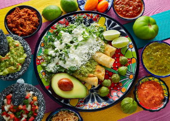 Las Haciendas is a local restaurant that specializes in Tex-Mex cuisine. Enjoy delicious tacos combinations, fajita platters, and wash it all down with their famous margaritas! at Las Haciendas