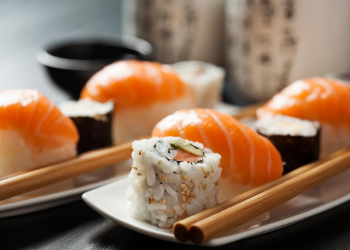 Located just 10 minutes from our community, this local favorite is one of the best hidden gems in Charlotte! You can dive into their famous Sushi Boat or sample mouthwatering hibachi in a simple yet sophisticated setting. at New Zealand Café