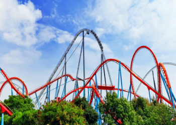 Home to the tallest roller coaster in the Southeast, this expansive amusement park boasts endless fun. Outside of the adrenaline rush, there is plenty of seasonal entertainment throughout the year, including Scarowinds and Winterfest to keep you coming back! at Carowinds Park & Ride
