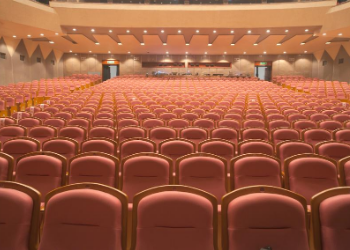 The Durham Performing Arts Center, also known as DPAC, is the largest performance arts center in the Carolinas. Whether your ready to sing with Broadway productions, jam to high-profile concerts, or laugh with a comedy show this is your place! at DPAC (Durham Performing Arts Center)