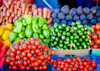 Open each Sunday from June through November, Lents International Farmers Market provides fresh, affordable, culturally diverse produce. Serving as a hub for local farmers from the Pacific Northwest of all varieties. at Portland Farmer's Market
