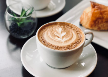 Time to wake up and smell the beans! This quaint neighborhood coffee shop offers a selection of tea, coffee, pastries, and light bites in a stylish, relaxed environment. Start your morning off right with a little fuel from Sweetwaters! at Sweetwaters Coffee & Tea Shire Boulevard