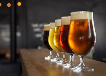 Enjoy craft brews, games, live music, and tasty bites from local food trucks at 3 Daughters Brewing Co. As one of the largest independent breweries in Florida with a large selection of beer for all tastes, this local joint will not disappoint! at 3 Daughters Brewing Co.