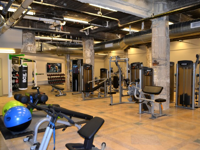 Downtown Pittsburgh, City Living, Fitness