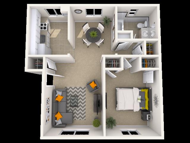 Hampton Walk Apartments