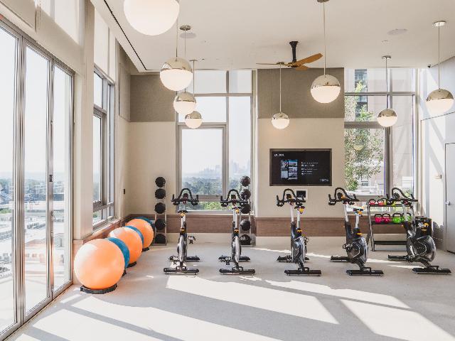 Modera cycling, yoga, and Pilates studio image
