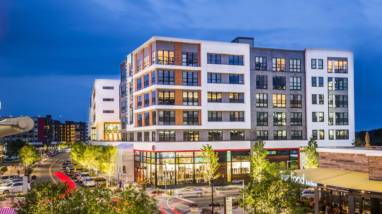 Located in the Heart of Mosaic District   Modera Mosaic
