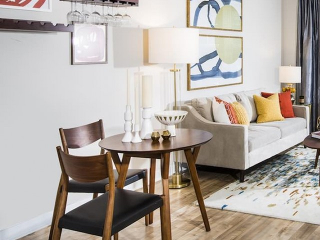 Image of Spacious studio, 1-, and 2-bedroom apartment homes for Modera Fairfax Ridge