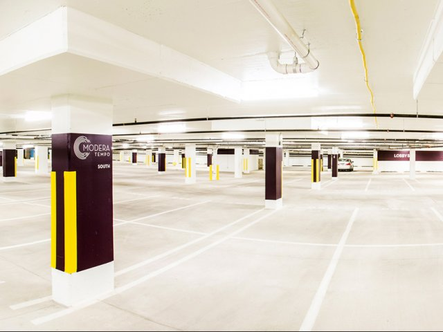 Image of Garage parking for Modera Tempo