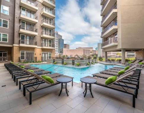 Luxury Apartments In Houston Texas | Modera Flats