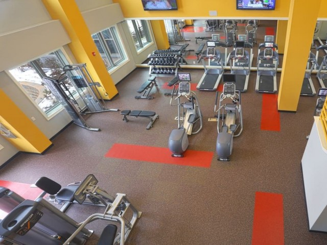 Image of 24-hour fitness center for Modera 44