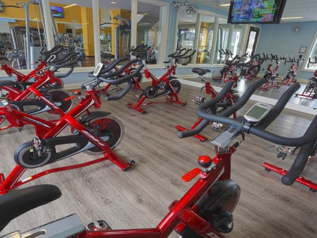 Image of Yoga and spin room for Modera 44