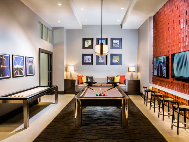 Image of Game room for Modera Westside
