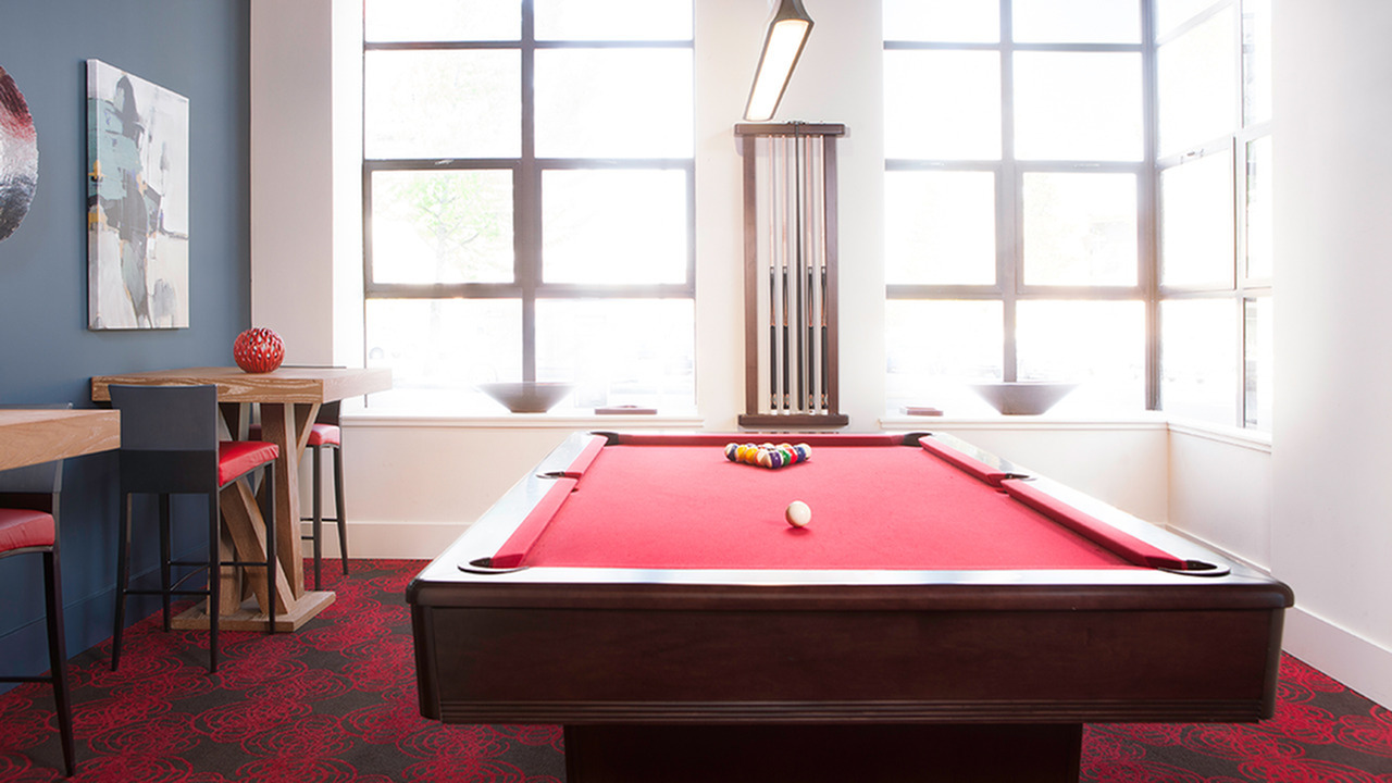 Image of Billiard and game room for Skye at Belltown