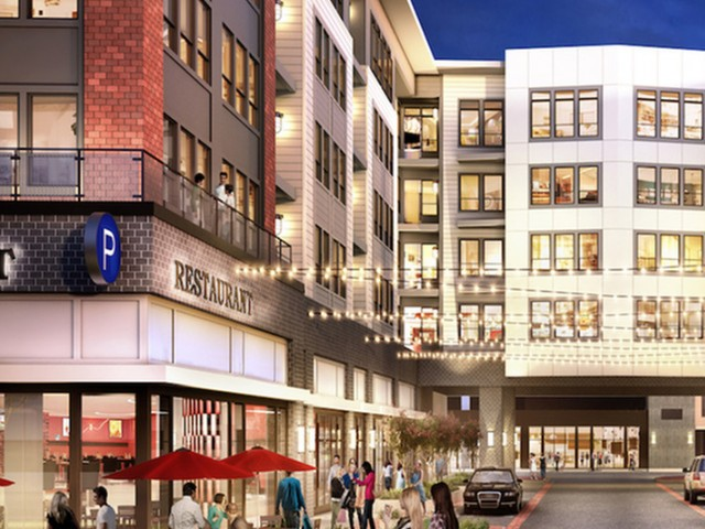 Image of Coming Soon! On-site retail for Modera Sandy Springs