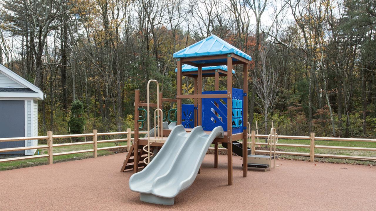 Outdoor Children\'s Playground | Modera Hopkinton