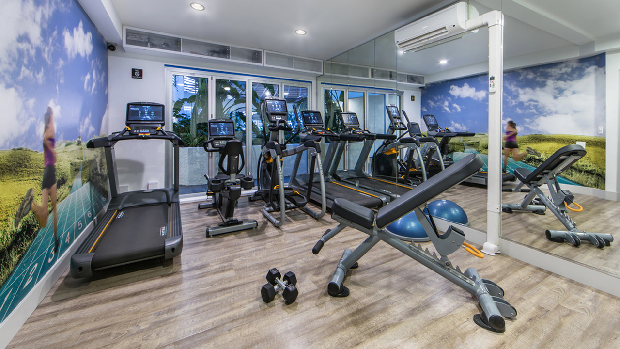Image of New! Upgrades including new fitness studio and pool deck for Alister Sherman Oaks