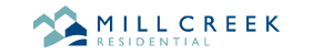 Mill Creek Residential Trust (new) Logo | Columbia MD Apartments | Alister Town Center Columbia 1