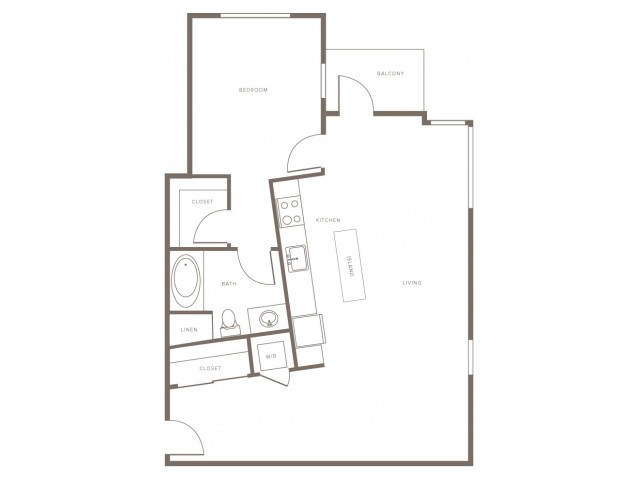 One Bedroom- A6