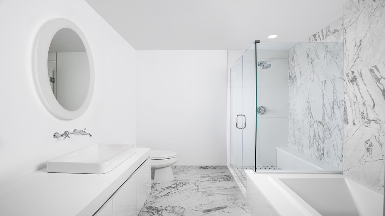 Modera Sedici | Spa Inspired Bathrooms | Washington D.C.