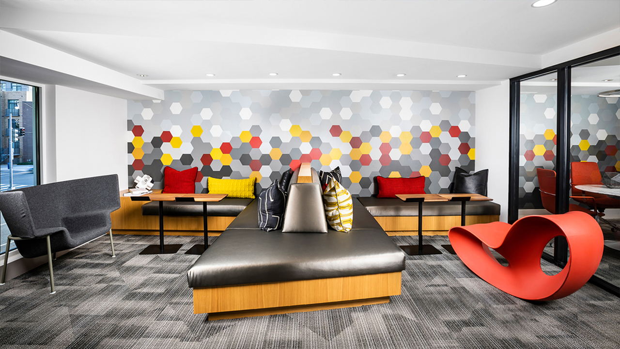 Open space to collaborate, create, and convene