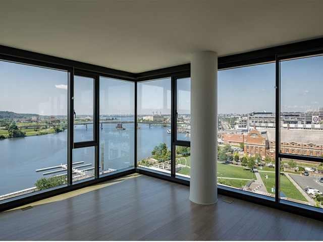 Image of Floor to Ceiling Windows for Arris