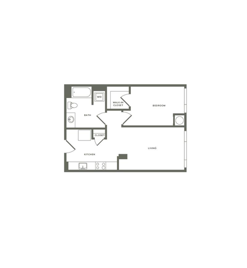 A08 659 sq. ft.