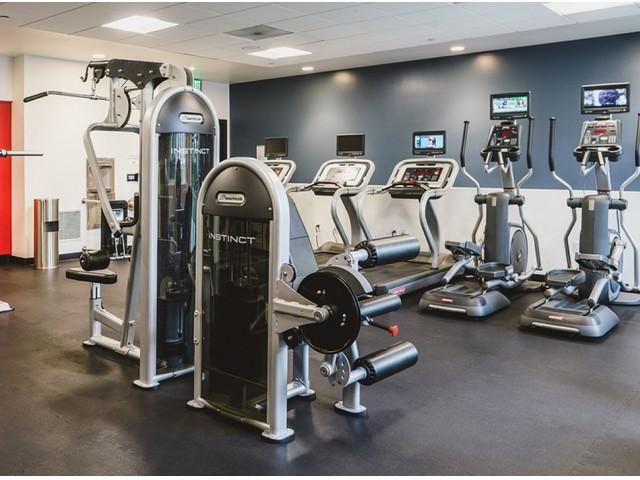 club quality fitness center