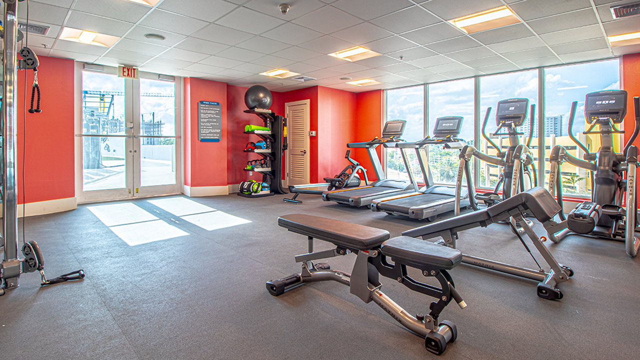 Modera Skylar | Fitness Center