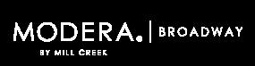 Modera Broadway community logo