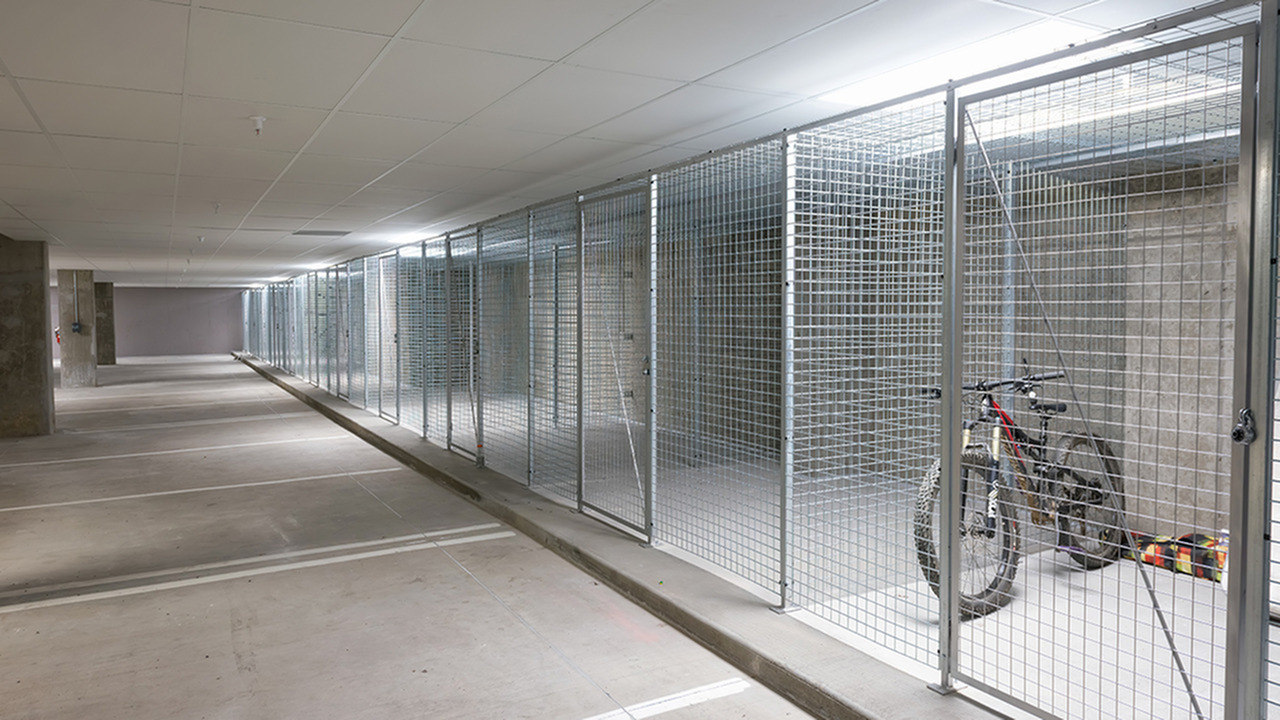 Additional Resident Storage Spaces Available