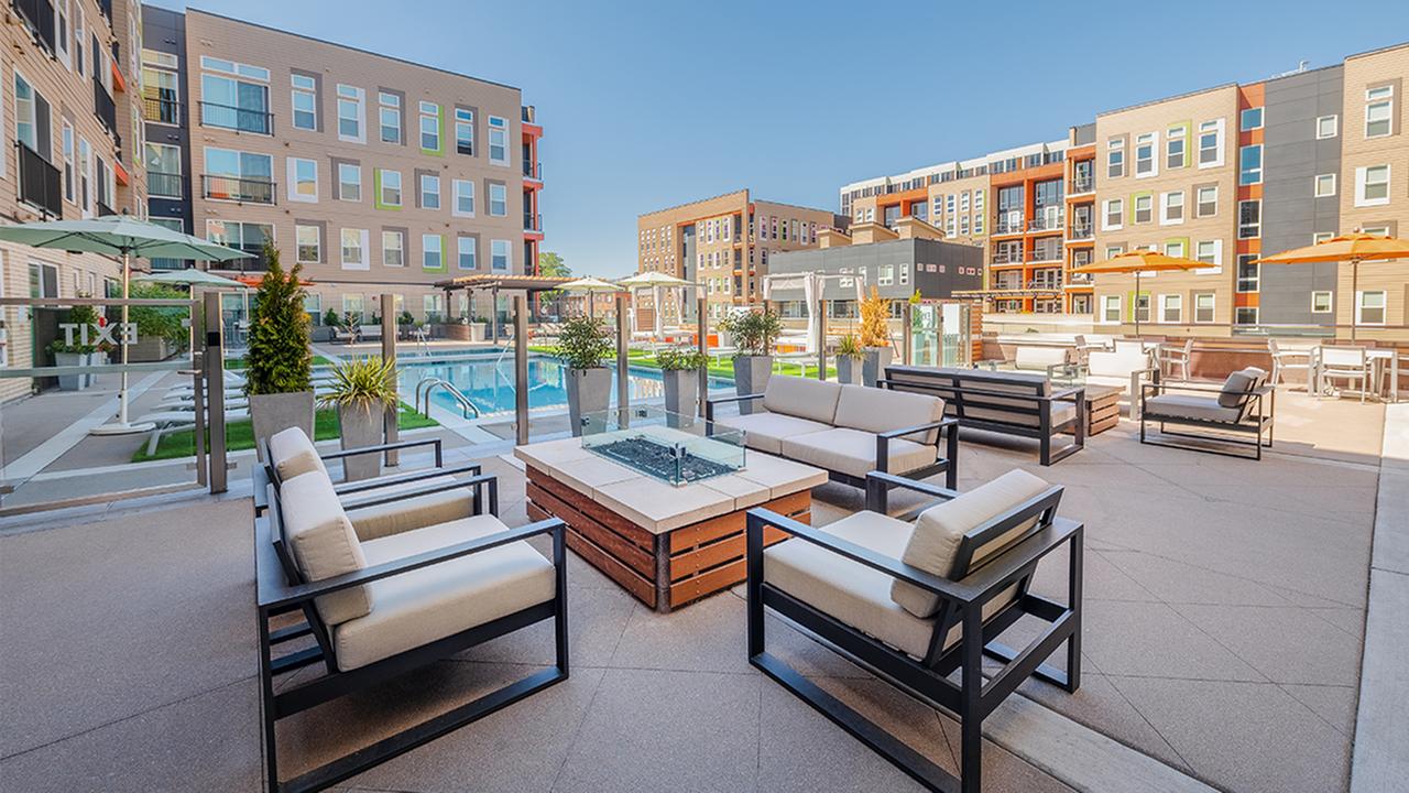 Beautiful swimming pool lounge upgrades